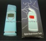 二重LCDデジタルの呼吸アルコールテスター