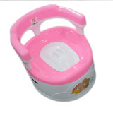 Toalete plástico do bebê dos bens quentes do bebê da venda