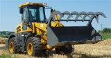 Everun Zl20 construcción de la máquina de alta calidad Mejor precio mini cargador de ruedas con Ce / Euro3 / EPA4