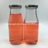 De loodvrije Transparante Fles van het Glas van de Drank van het Vruchtesap