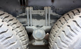 2017 de Gloednieuwe 30t Vrachtwagen van de Stortplaats van de Mijnbouw van Beiben 6*4