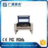 Machine de découpage de laser de haute énergie pour le prix de tissu de découpage