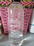 De in het groot Container van het Glas van het Water, de Fles van het Water van het Glas, het Drinken de Container van het Glas