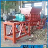 단단한 플라스틱 또는 고무 또는 낭비 강철은 또는 또는 타이어 또는 산업 목제 슈레더 할 수 있다