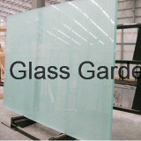 vidro ácido 6mm Tempered gravura a água-forte de 3mm 4mm 5mm para a porta