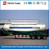 Dieselmotor 70cbm van de Fabriek van China de Aanhangwagen van het BulkPoeder op Hete Verkoop