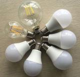 AluminiumGlühlampe der karosserien-5W 7W 9W 12W E27/B22 LED