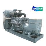 90kVA 650kVA Doosan zu den Dieselgenerator-Sets