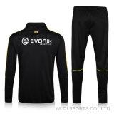 2017 neue Ankunfts-siamesischer Qualitätsmens-Sportkleidung-Trainingsnazug-Großverkauf-Leerzeichen-Fußball