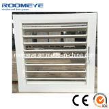 Örtlich festgelegtes Luftschlitz-Aluminiumfenster