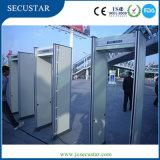 De Gang van de veiligheid door de Apparatuur van de Detector van het Metaal