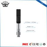 Sigaretta a gettare della cartuccia E dell'olio di Cbd del riscaldamento di ceramica del germoglio CH3 0.5ml