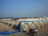 Ventilateur d'extraction de FRP/ventilateur axial/ventilateur d'extraction en acier en verre