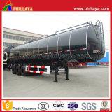 asfalto de 45cbm 3axles/reboque petroleiro de Bitument com sistema de aquecimento