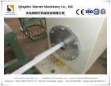 PERTの床暖房の管の生産ライン冷たいまたは熱湯管の突き出る機械装置