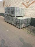 Lingot pur en gros d'aluminium de la grande quantité 99.7%