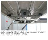 Подъем автомобиля столба движимости 4 гидровлический для стоянкы автомобилей и ремонта корабля