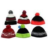 Camoデザイン(07NT003)で編まれるの編まれた帽子