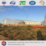 화력 발전소의 강철 공간 프레임 구조 헛간