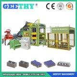 Fábrica del bloque de la máquina de la fabricación del ladrillo Qt10-15
