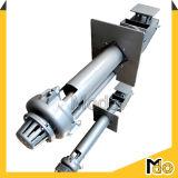 pompa verticale di gomma di profondità della presa 2100mm di 150mm