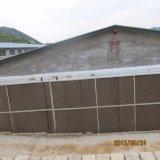 5tiers 160 type de la capacité H de cage galvanisée de couche