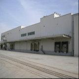Prefabricated 강철 구조물 보관 창고 (KXD-SSB19)