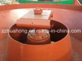 China que muele el molino mojado del corredor de /Gold del molino de la cacerola/la máquina de preparación doble de la rueda