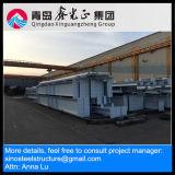 Taller de acero del edificio ligero de la construcción (SSW-22)