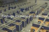 カスタムコールセンターワークステーション、経済的なコールセンターのキュービクル(FOHC-067)