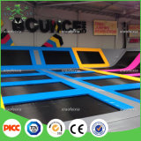 2015 Sale chaud Highquality Colorful Kids Indoor Trampoline Bed avec 30 Years Manufacture Experience