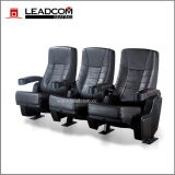 Hot ergonomico Leather Recliner/Reclinable Chair per Cinema/Movie Theater (LS-6601)