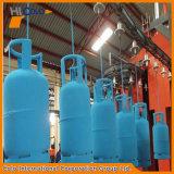 Lpg-Gas-Zylinder Automactic Puder-Farbanstrich-Zeile