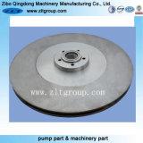 Cire de /Lost de moulage de précision moulant la turbine de pompe à eau d'acier inoxydable