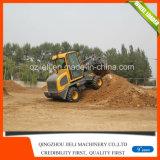 De Beste Verkopende Zl08 MiniLader van China/Kleine Lader/de Lader van het Wiel voor Verkoop