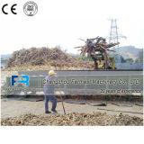 Máquina de desbarbado de palmera para molino de madera