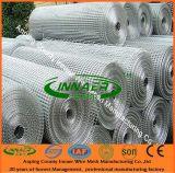 Acoplamiento de alambre soldado del acero inoxidable de la construcción ISO9001