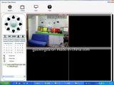 IP van de Veiligheid van IRL van het Toezicht van kabeltelevisie van het netwerk Video Draadloze Camera