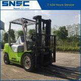 Forklift Diesel contrário do balanço 3ton de China com motor de Isuzu