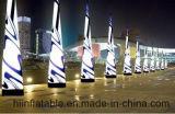 Tubo inflable vendedor caliente de la decoración LED del acontecimiento