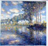 Картина маслом - Monet 2