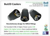 radiateur convenable de l'aluminium DEL de 12W MR16 pour l'éclairage du pouvoir DEL (BuLED-30F)
