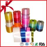 Metallisches Gift Ribbon Rolls für Geburtstagsfeier