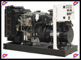 молчком тепловозный комплект генератора 160kw/200kVA приведенный в действие Perkins Двигателем