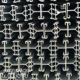 Profil en aluminium pour la construction de matériau de construction utilisée