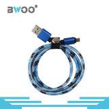 Оптовый кабель данным по молнии/Micro/разъема Typec поручая