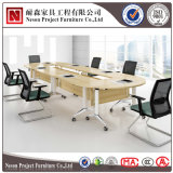 조립하십시오 회의 (NS-CF006)에서 움직일 수 있는 행정상 회의장 접히는 책상을