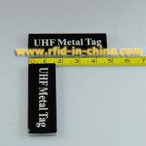 UHF zonder contact op de Markering van het Metaal - 09