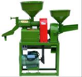 粉砕機が付いているコンバインの米製造所の磨く機械
