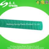 De plastic Slang van de Zuiging van pvc voor Vervoer van Poeder of Water voor Irrigatie